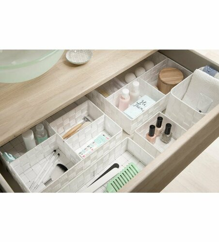 Organizér do kúpeľne - ako si rýchlo zorganizovať domácnosť