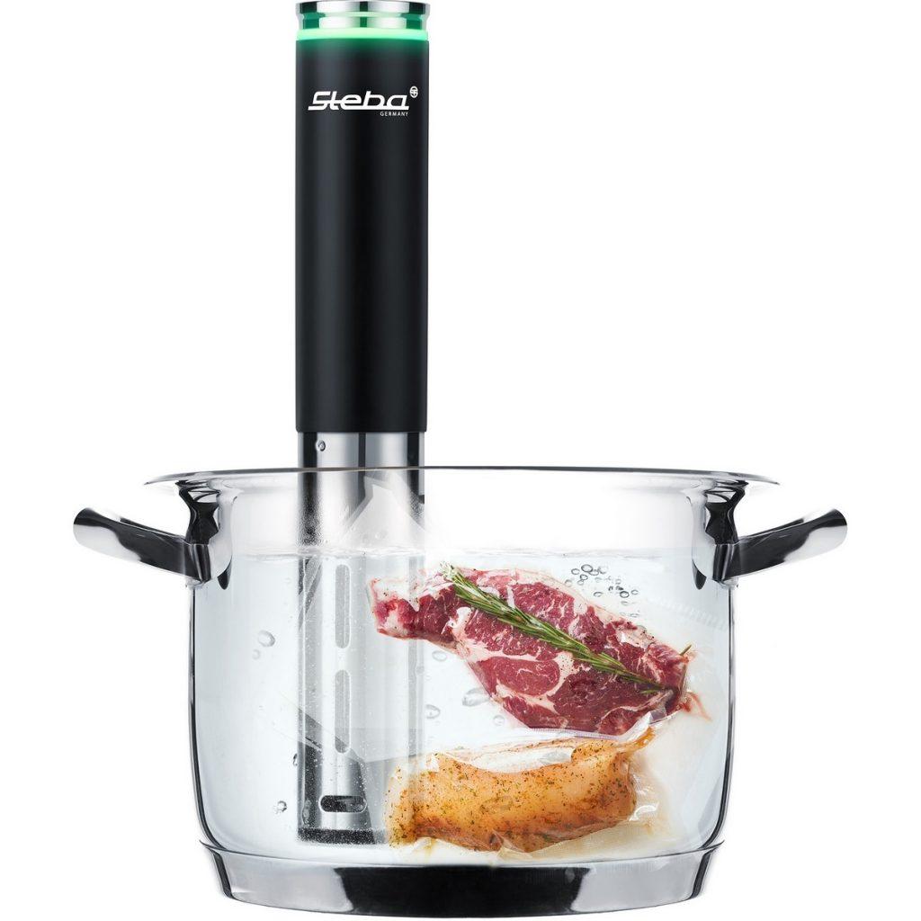 Viete, čo je sous vide? Univerzálny varič pre varenie technikou sous vide.