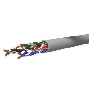 Datový kábel UTP CAT 5E CCA PVC